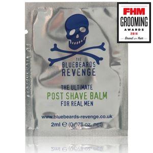 Afbeelding van The Bluebeards Revenge Post-Shave Balm 2 ml. (monster)